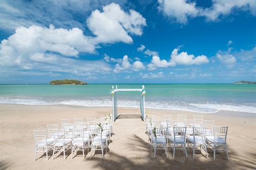 Sandals Weddings