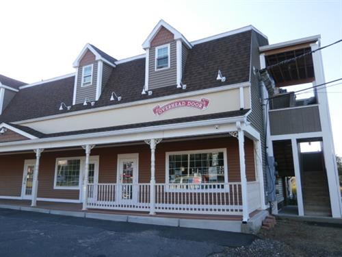 Our Tolland location.