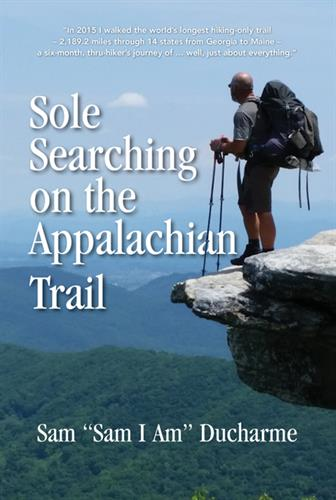 Book for Appalachian Trail thru-hiker
