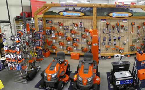 Husqvarna and Stihl Authorized Sales and Service Dealer