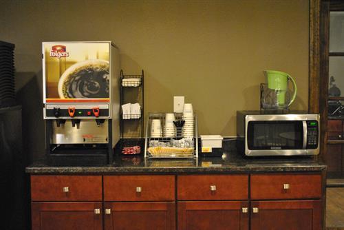 24 Hour Coffee & Tea