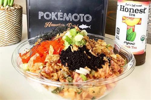Pokemoto Poke Bowl!!