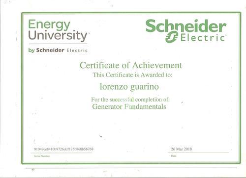 Generator Fundamentals