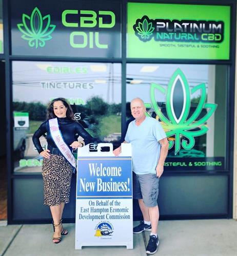 Welcome to Platinum Natural CBD