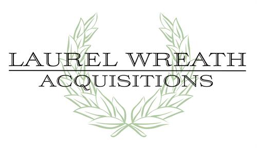 Laurel Wreath Acquisitions Logo