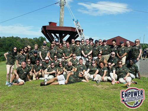 Corporate Team Building Event with Yale Dining and Hospitality