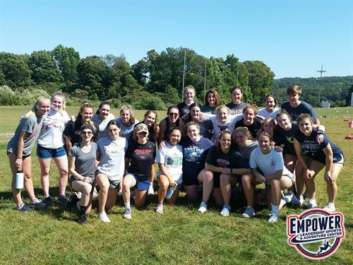 Wesleyan University Women's Ice Hockey and Empower Sports Leadership