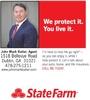 John Mark Butler-State Farm Ins.