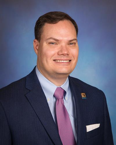 Ryan Waldrep, President
