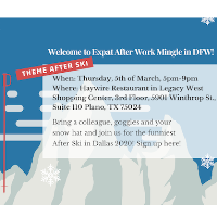 SACC Dallas - After Work Mingle