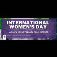 SACC Georgia/DC/Carolinas: International Woman's Day - Woman in sustainability