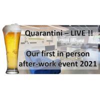 SACC Dallas: Quarantini - In person After work