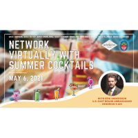 Virtual Networking and Summer Cocktails with Erik Andersson from Hendrick's Gin