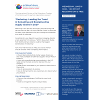 Reshoring... Leading the Trend in Evaluating and Reengineering Supply Chain in 2021