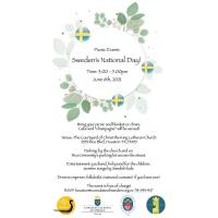 SACC Houston: Welcome to celebrate Sweden's National Day in Houston, June 6th!