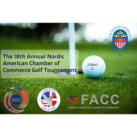 SACC Houston: The 18th Annual Nordic American Chamber of Commerce Golf Tournament