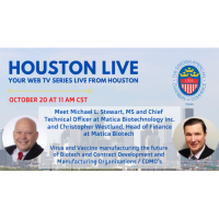 """SACC Houston: Houston Live is asking """"What is the way forward for vaccine and m-RNA post Covid?"""""""