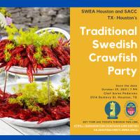 SACC Houston: Crawfish Party