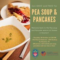 SACC Houston: Swedish Thursday with Peasoup and Pancake