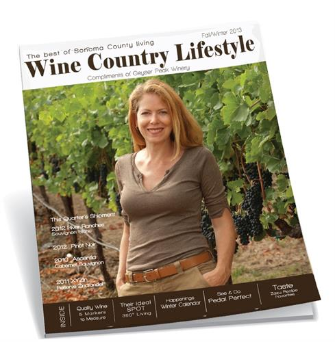 Wine Country Lifestyle Magazine