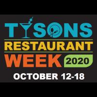 Tysons Restaurant Week - Restaurant Participation