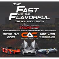 The Fast and the Flavorful - Car and Food Show