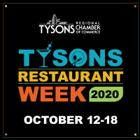 Tysons Restaurant Week - Restaurant Participation