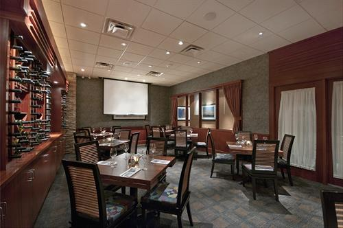 We have several state of the art private dining spaces for all of your meeting and celebration needs.