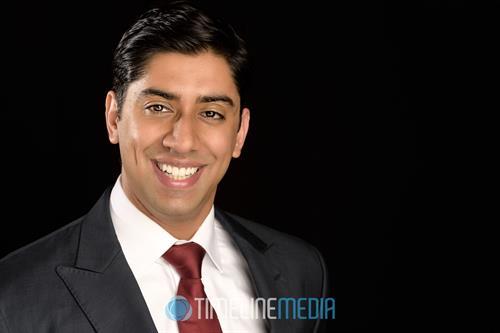 Headshot photography example ©TimeLine Media
