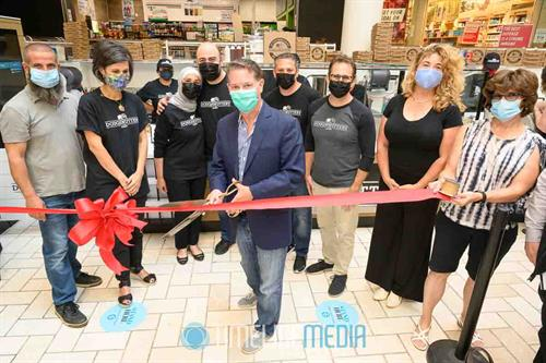 Store grand opening at Tysons Corner Center ©TimeLine Media