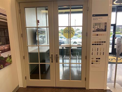 Architect Door