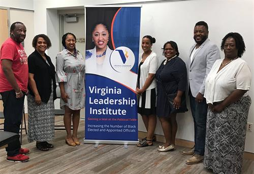 VLI holds trainings on how to increase community engagement.
