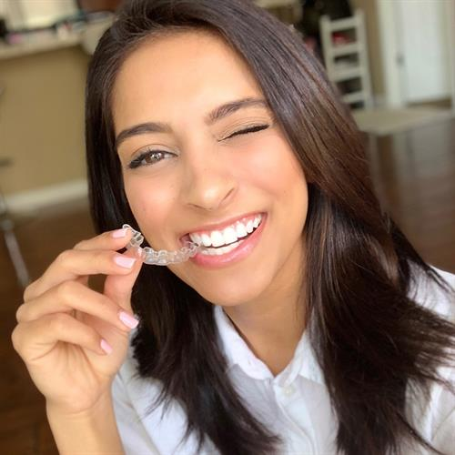 Ask us about Invisalign!