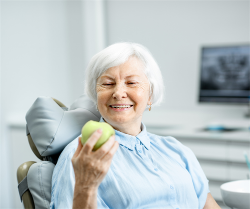 Eat, Laugh & Live! Learn More About Dental Implants