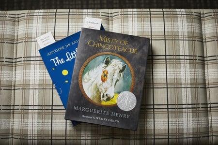 Archer's Favorite Books