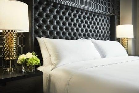 Archer King Suite Bed Detail