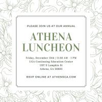 ATHENA Luncheon