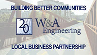 Week of 11/16 - 11/21: W&A Engineering-Building Better Communities November Local Business Partnership