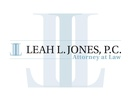 Leah L. Jones, P.C. Attorney at Law