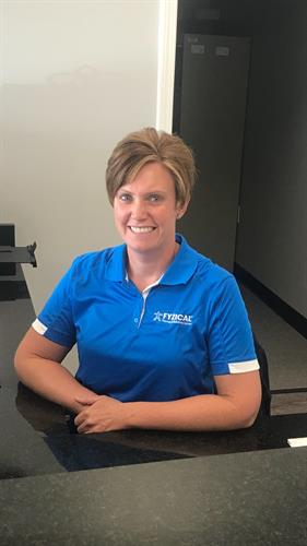 Amber Faust Myers, Client Care Specialist