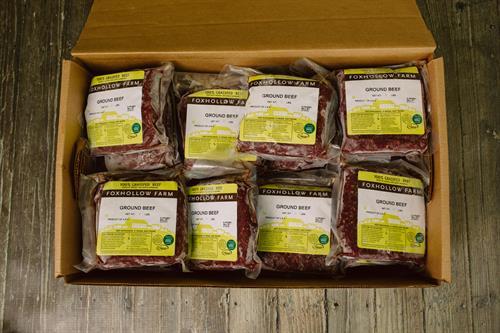 Grassfed ground beef