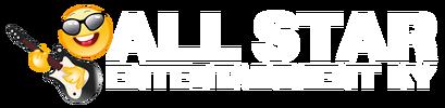 White Text Logo