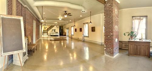 Main Interior Space