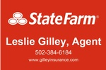 Leslie Gilley, State Farm Agent