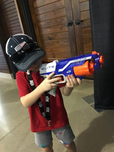 Play Nerf Wars