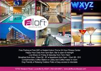 Aloft Louisville East  Hotel