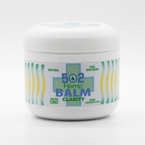 Clinical Strength CBD Balm