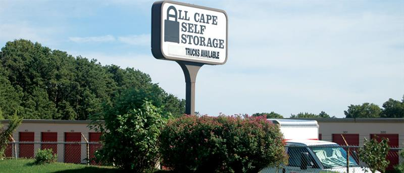 All Cape Self Storage