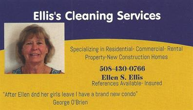 Ellis's Cleaning Service