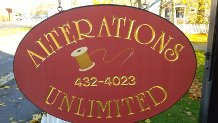 Alterations Unlimited